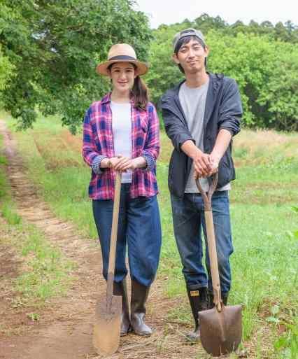 農業を学ぶ職業訓練